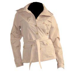 Torino Mantel - beige wasserabweisend