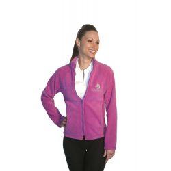 Damen Pullover-pink Polar