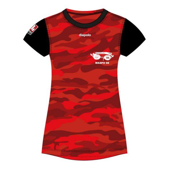 WASPO 98-T-Shirt Bayamo-rot
