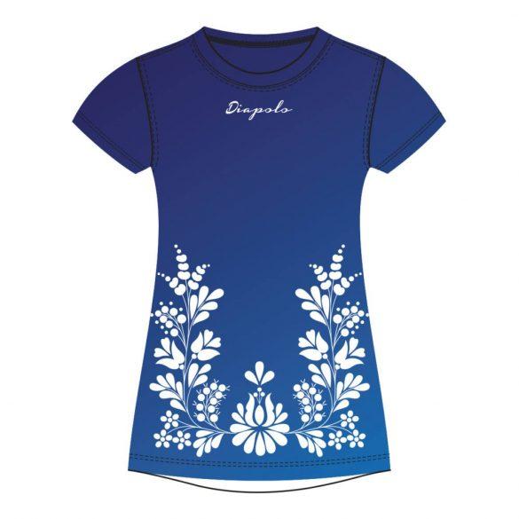 Damen T-shirt-BAHAMA HUN3-königsblau