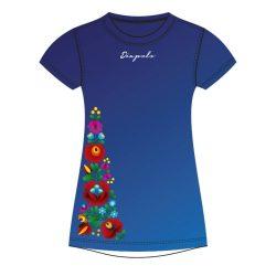 Damen T-shirt - BAHAMA HUN1 royalblau