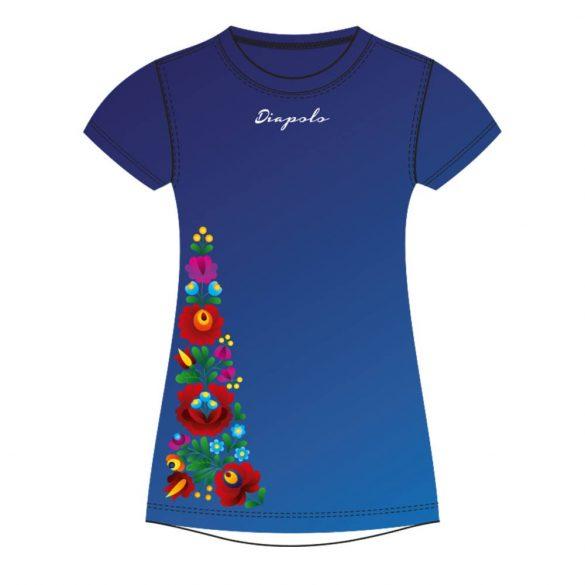 Damen T-shirt-BAHAMA HUN1-königsblau