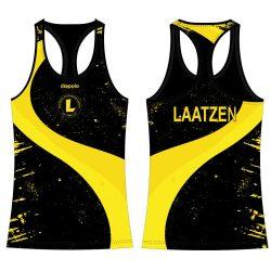 Laatzen-Damen Unterhemd Maryland