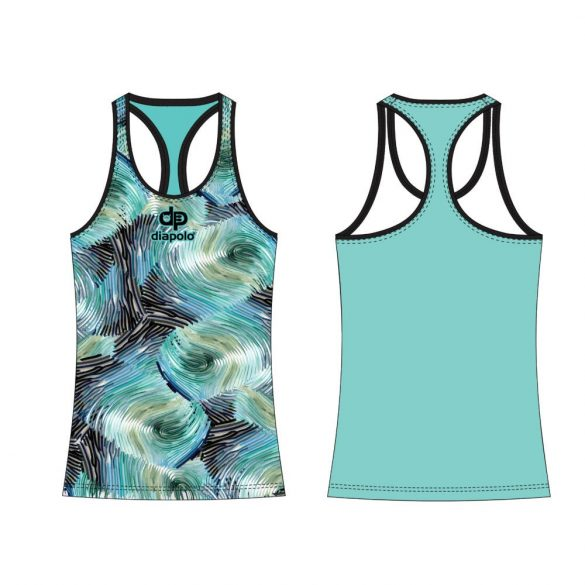 Damen Tanktop-MARYLAND SPARROW