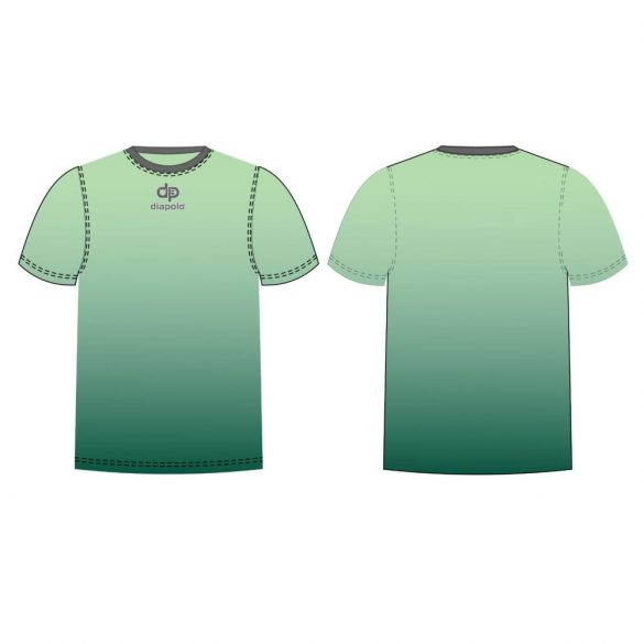 Herren T-shirt-Duna Cloudy