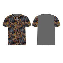 Herren T-shirt-DUNA DRY