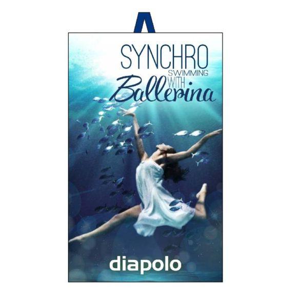 Handtuch-Sync ballerina