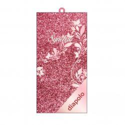 MIX SYNCHRONIZED Baumwolle SYNCHRO FLOWER HANDTUCH 50X100