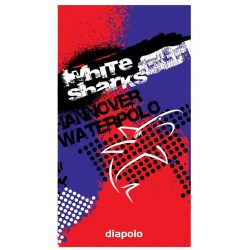 White Sharks - Microfaser Handtuch (100X150)