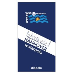 Waspo Hannover-Handtuch mikrofaser (100x150 cm)