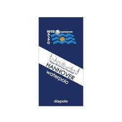 Waspo Hannover - Handtuch microfaser 50X100 cm