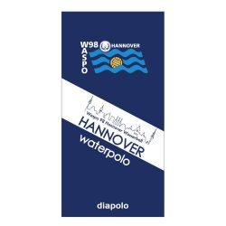 Waspo Hannover - Handtuch microfaser 70X140 cm