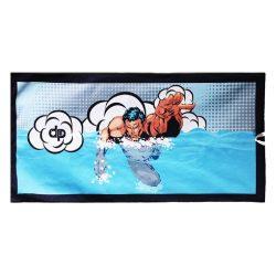 Comics Superheroes Swimmer