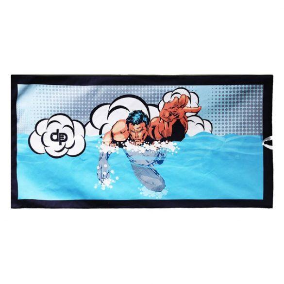 Handtuch-Comics Superheroes Swimmer