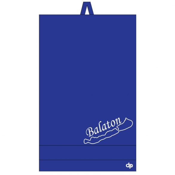 Handtuch-Balaton königsblau (50x101)