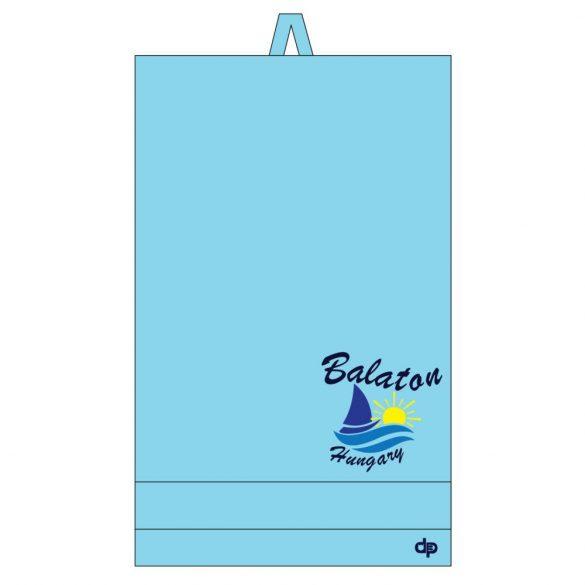 Handtuch-Balaton königsblau (50x103)