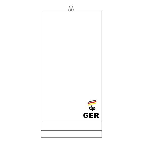 Deutsche Wasserball Nationalmannschaft-Badetuch (70x140 cm)