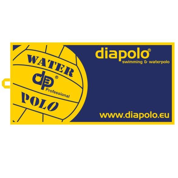 Handtuch-Wasserball-dunkelblau/gelb (100x150 cm)
