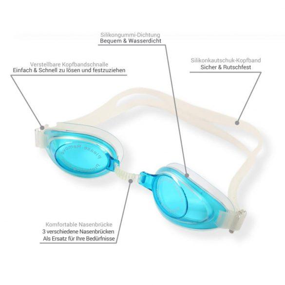 Schwimmbrille-TERRA children swiming goggles
