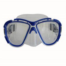Taucherbrille- blau