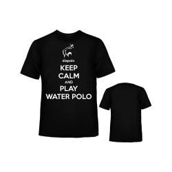 T-shirt - Design 2 schwarz
