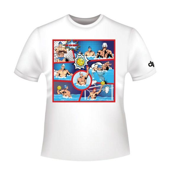 Herren T-shirt-Comics Superheroes
