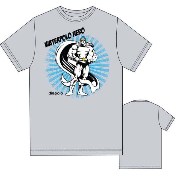 Herren T-shirt-Design 4-weiss