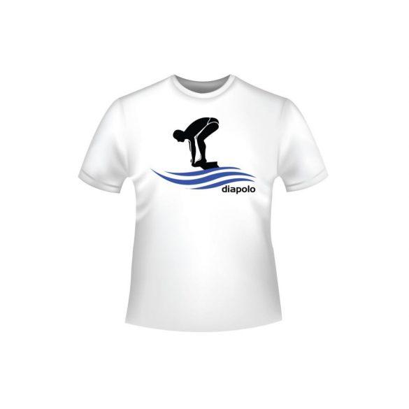 Herren T-shirt-Design 8-weiss
