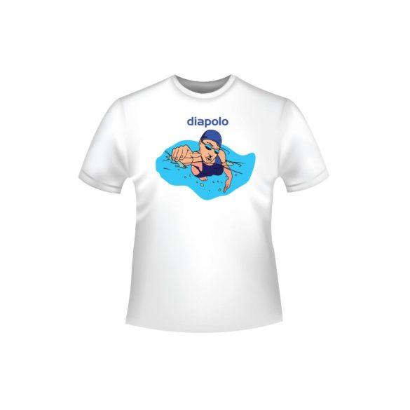 Herren T-shirt-Design 9-weiss