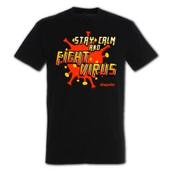 T-Shirt-Fight Corona