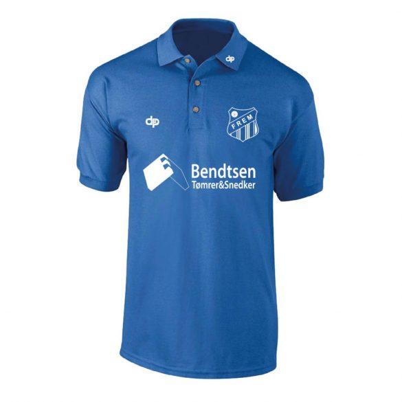 Frem-Herren Polo Shirt-königsblau