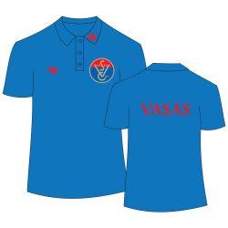 Vasas-Poloshirt-königsblau