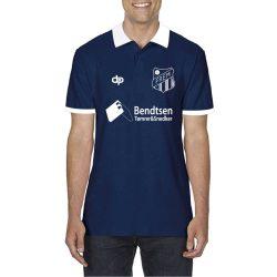 Frem - Herren Polo Shirt royalblau