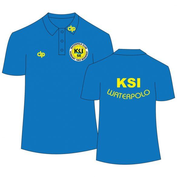 KSI-Poloshirt-königsblau
