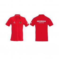 Georgia-Polo shirt-rot