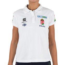 Ungarische Wasserball-Nationalmannschaft - T-Shirt - weiss