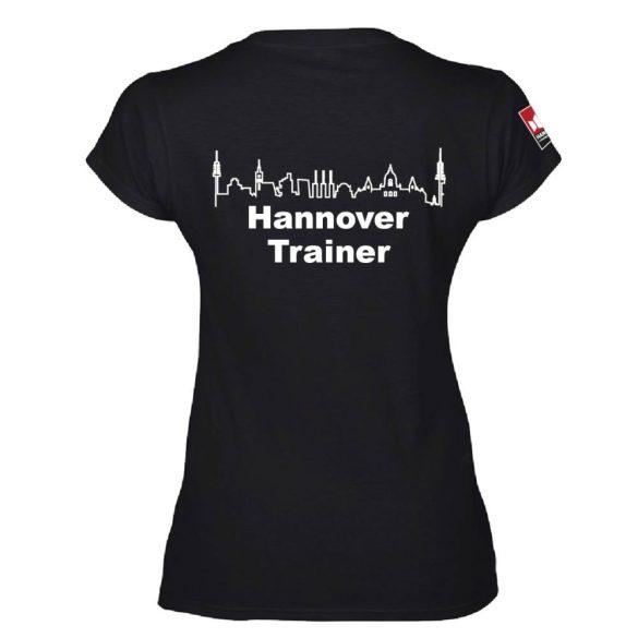 WASPO 98-Damen T-shirt-schwarz