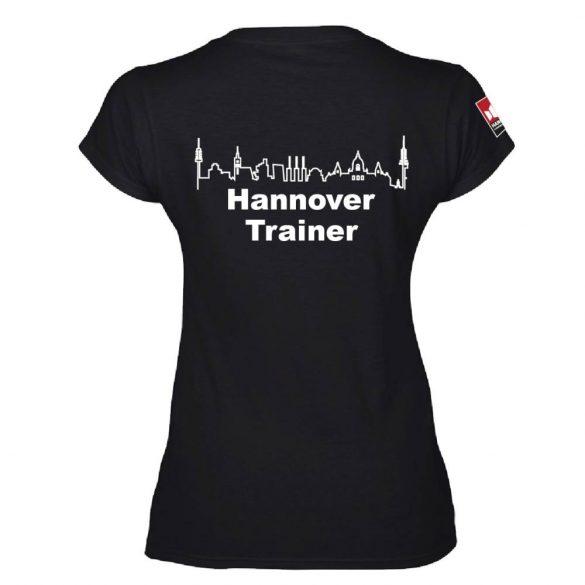 WASPO 98 schwarz weiblich T-Shirt