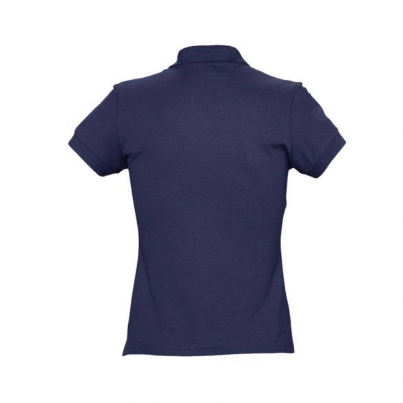 Damen Poloshirt-weiss