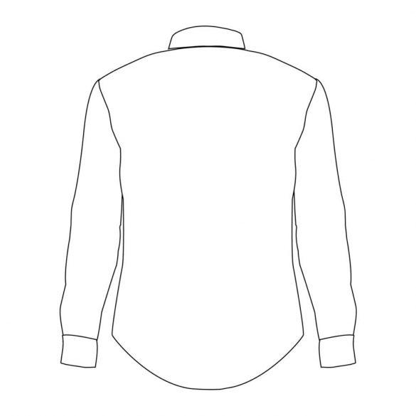 JUG DUBROVNIK-Herren Shirt-weiss