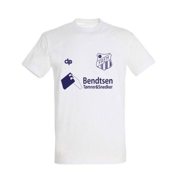 Frem-Herren T-Shirt-weiss