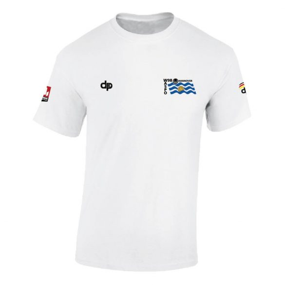 Waspo Hannover-T-shirt-weiss
