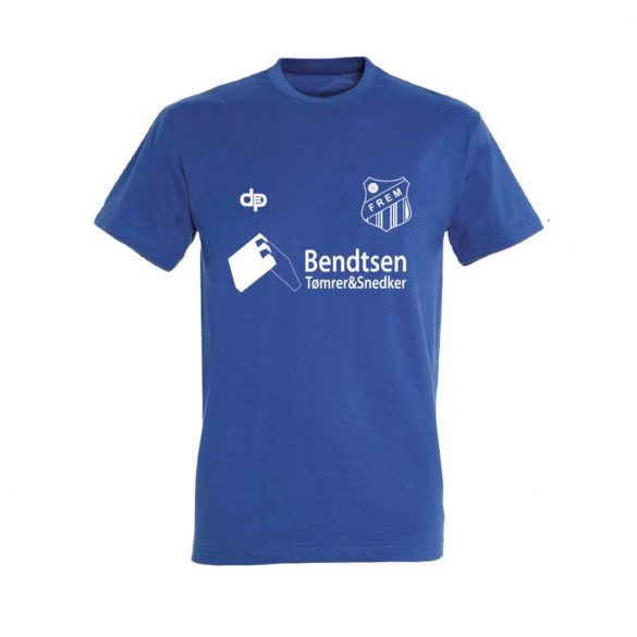 Frem-Herren T-Shirt-königsblau