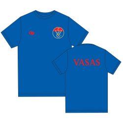 Vasas - Poloshirt azurblau