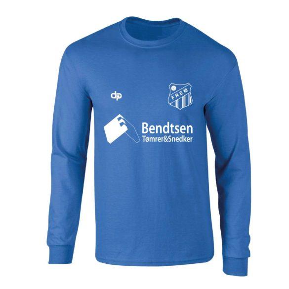 Frem-Herren T-shirt Ärmel-königsblau