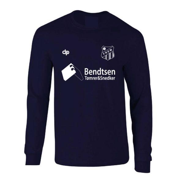 Frem-Herren T-shirt Ärmel-marine