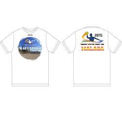 Herren T-shirt-DiapoloManie Malaga beach HWPSC