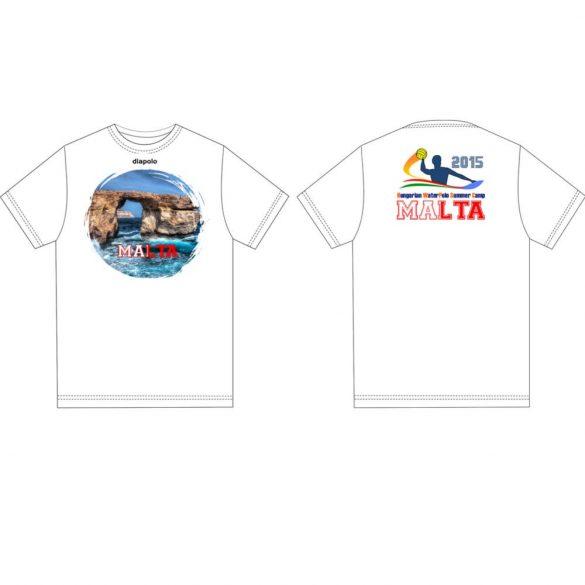 Herren T-shirt-DiapoloMania Malta cliff HWPSC