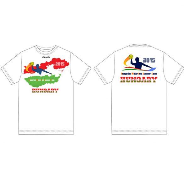 Herren T-shirt-DiapoloMania HUN flag HWPSC