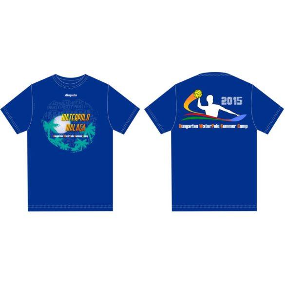 Herren T-shirt-DiapoloMania Malaga night HWPSC